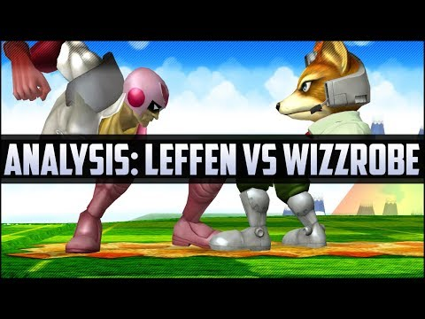 Analysis: Leffen vs Wizzrobe at Dreamhack Winter 2017