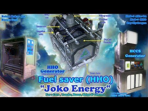 Fuel Saver New HHO Joko Energy Indonesia