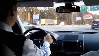 Land rover Freelander 2 road test