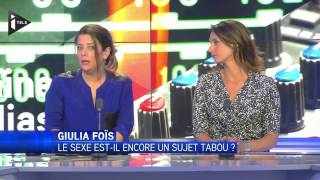 Giulia Foïs, sexe et point G à Radio France