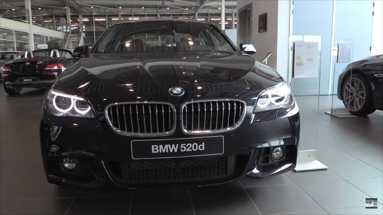 bmw 5 series 2015 in depth review interior exterior youtube. Black Bedroom Furniture Sets. Home Design Ideas