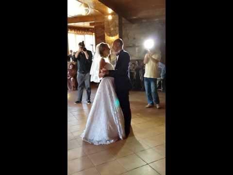 Свадебный танец, простой и красивый