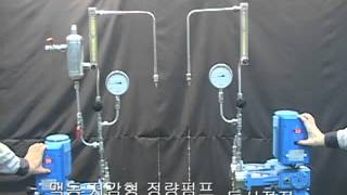 Cheonsei (Kempion) Pulseless Chemical Metering Pumps. [Korean Version]  upload by NJ DACOTECH