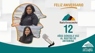 Aniversario Radio Yanacancha - 12 años