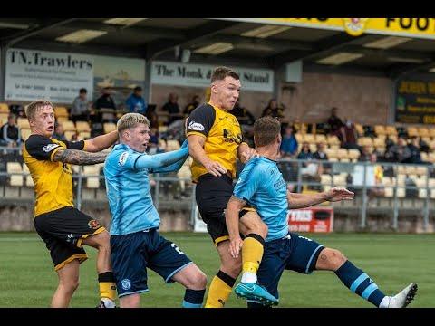 Annan Athletic Forfar Goals And Highlights