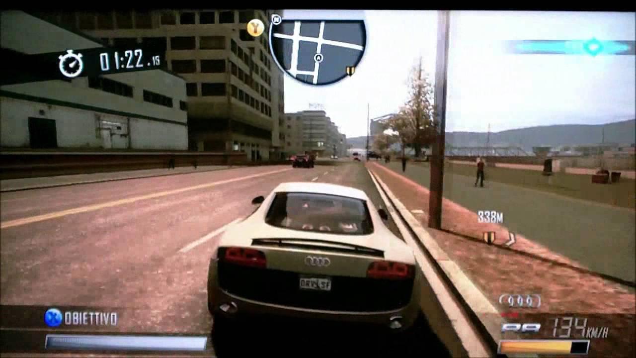 Driver San Francisco - xbox 360 - Demo \