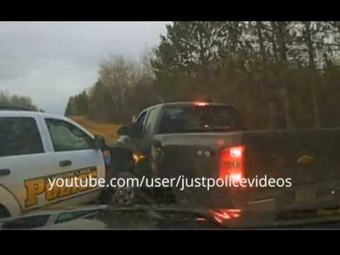 Carlton County, MN Police Chase Wanted Michigan Murder Suspect