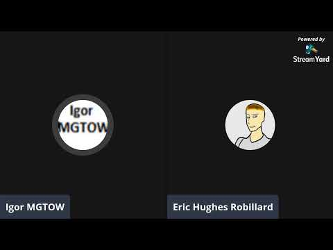 MGTOW Interview with Eric MGTOW