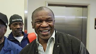 FLOYD MAYWEATHER SR. REACTS TO FLOYD JR'S COME BACK