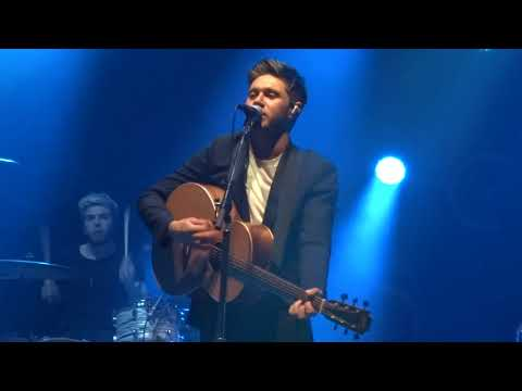 Niall Horan - The Tide - Flicker Tour London, March 22nd 2018