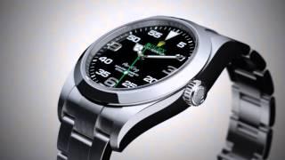 New Rolex Air King – Baselworld 2016(Rolex представляет новую модель #Oyster #Perpetual Air-King, продолжающую авиационное наследие первых часов Rolex Oyster. Ярка..., 2016-04-07T10:40:37.000Z)