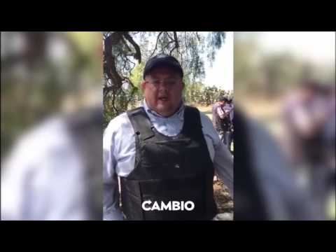 Crónica: En las entrañas de la ruta el Huachicol