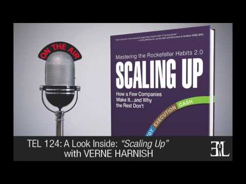 Scaling Up by Verne Harnish TEL 124