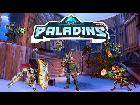 Wolne Granie w Paladins #7 Pip i Pierwsza Wygrana