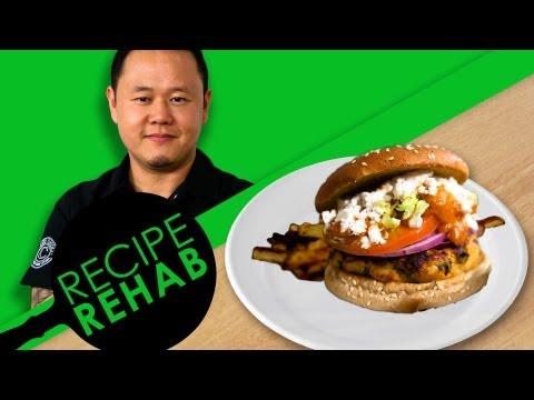 Flavor Fueled Turkey Burger Recipe Rehab Everyday Health