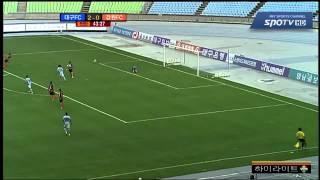 K리그 챌린지 34라운드 강원FCvs대구FC 하이라이트