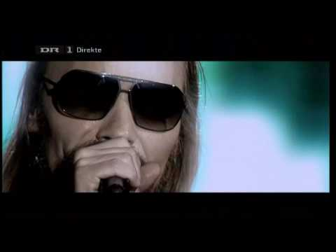 Sort Sol - Let Your Fingers Do The Walking (Live TV 2011)