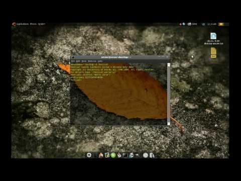 Basic text to speech in Ubuntu #20