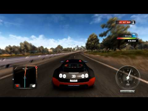 test drive unlimited 2 pc first time driving bugatti. Black Bedroom Furniture Sets. Home Design Ideas
