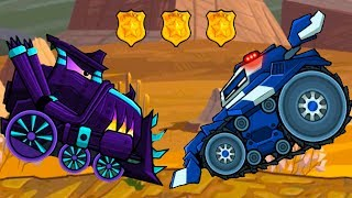 Car Eats Car 3 Машина ест машину Хищные машины 31 про машинки как мульт в Drive Ahead МАШИНКИКИДА