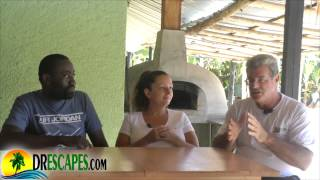 French Canadian Expats Open Their Restaurant In Cabrera Dominican Republic