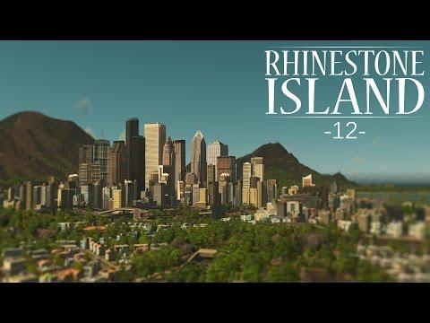 "Cities Skylines - Rhinestone Island [PART 12] ""Hiking Trails!"""