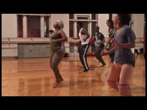 Cours de  Danse  Congolaise 2017 avec WILLY LOKETO SHOW Traditional congolese Dance