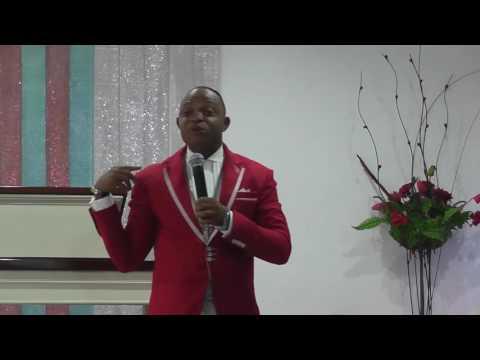 senior pastor at Hill top yaounde 1
