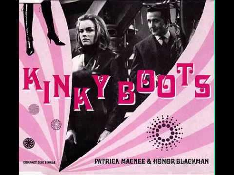 POTOm - Patrick Macnee 'Kinky Boots' outtake