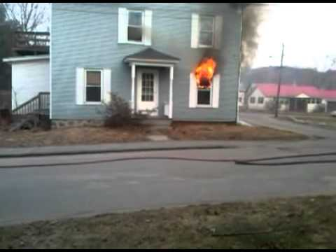 House Fire Gorham NH Glen St Gorham NH, WMUR Channel 9's u local Video u  local, Your New Hampshire Photos Videos