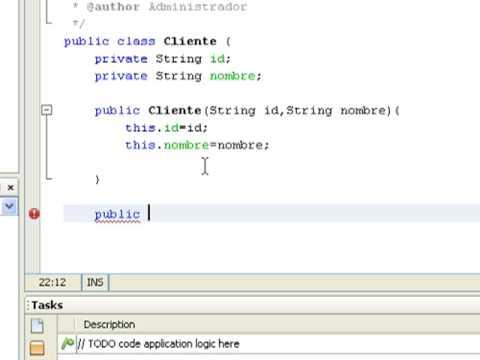 Instanciar Un Objeto Java Doovi