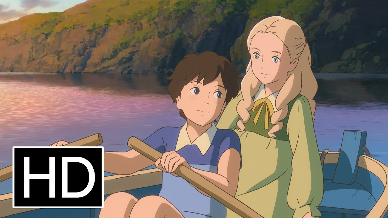 When Marnie Was There - Official Trailer (Home Release) - YouTube
