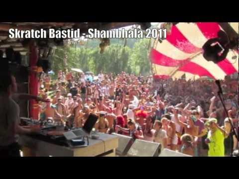 SKRATCH BASTID @ SHAMBHALA 2011 - Rock Pit