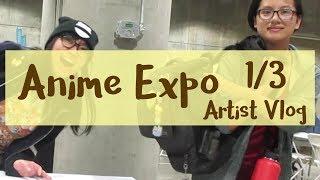 1/3 // Killakuma Vlogs//AX Artist Vlog