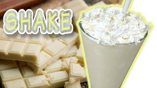 Przepis na Shake z Białej CZEKOLADY