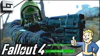 Fallout 4 Gameplay - TENPINES BLUFF PART 1! Ep 7
