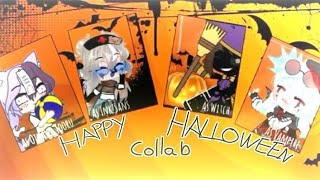 Happy Halloween meme  »collab with Evening Stars, Laistes, Amydale Pun« 