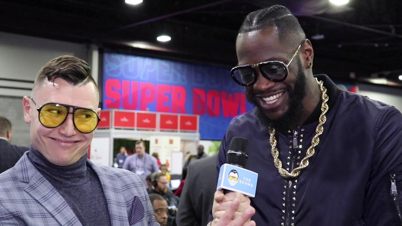 Deontay Wilder is a slight favorite over Tyson Fury in rematch