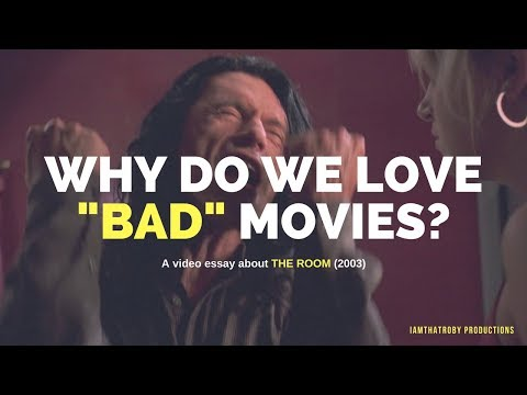 Is THE ROOM (2003) Actually Brilliant? - A Video Essay