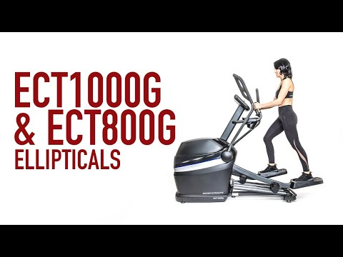 ECT1000G & ECT800G Ellipticals- BodyCraft