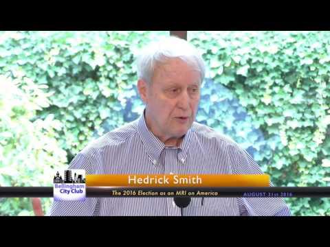 Bellingham City Club: Hedrick Smith