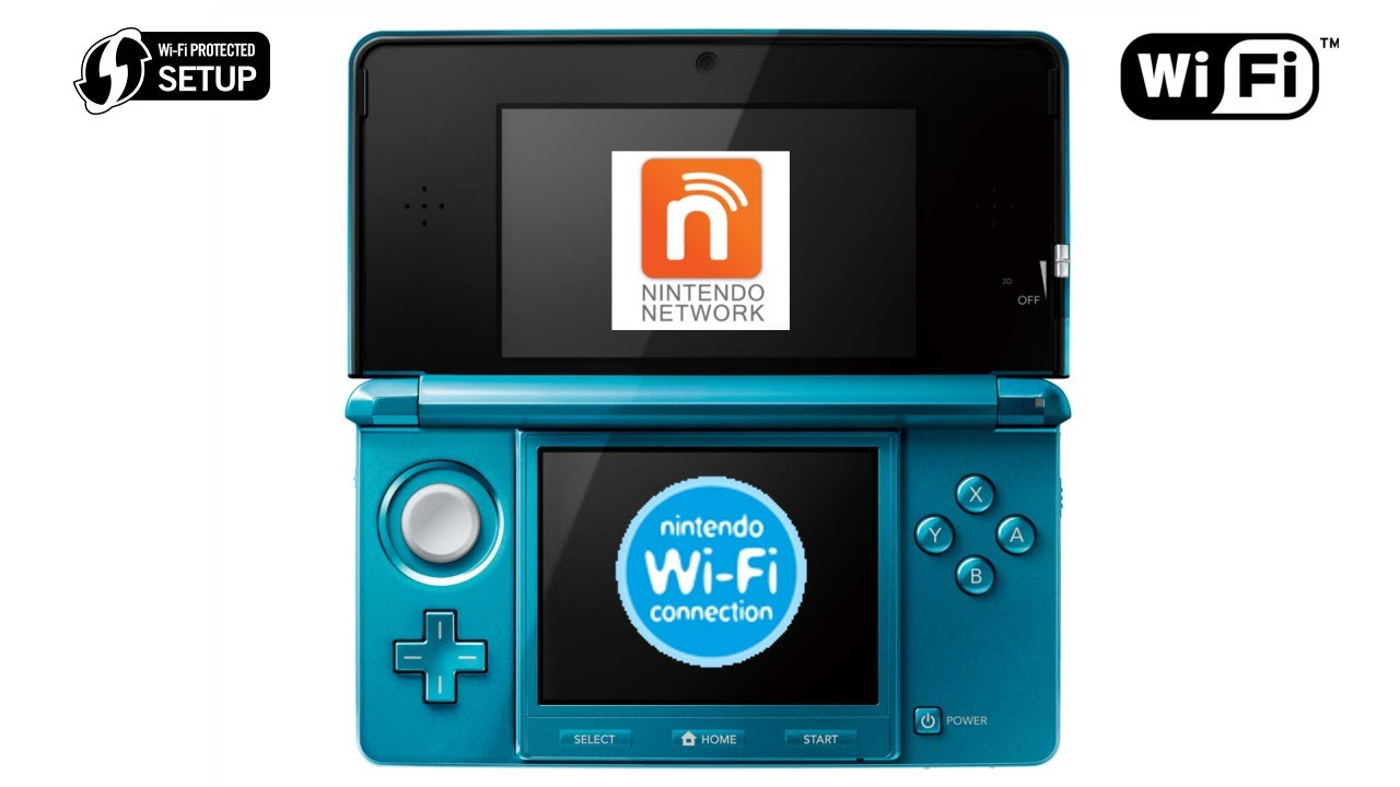 how to connect your 2ds to wifi