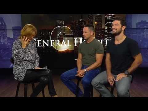 william Devry interview 2015/Ryan Paevey interview 2015 (Live/entire) - City TV Montreal/BT Montreal