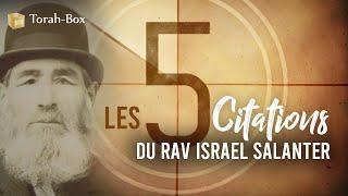 Rav Israël SALANTER