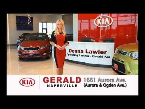 Gerlald Kia Naperville New Location Youtube