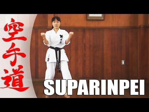 Suparinpei - KARATE KATA