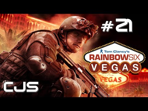 Lets Play 🎮 RAINBOW SIX VEGAS GERMAN 🎮 #21 Dantes Theater