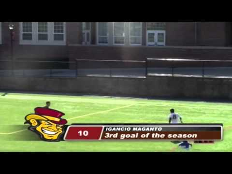 Highlights of Iona College soccer star Ignacio Magnato from another standout season.