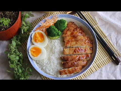 Easy Breaded Chicken Breast Recipe [炸鸡排饭]