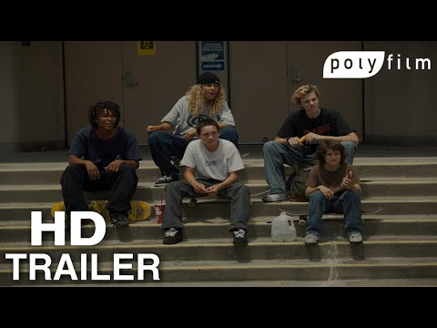 MID90s Trailer English German OmU (2019)